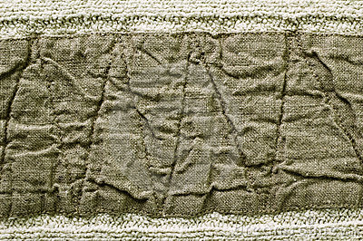 Linen fabric, background