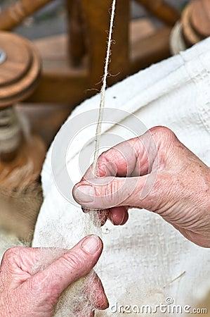 Linen floss