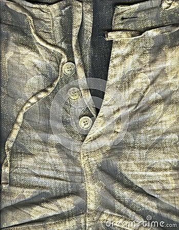 Linen Pant Front