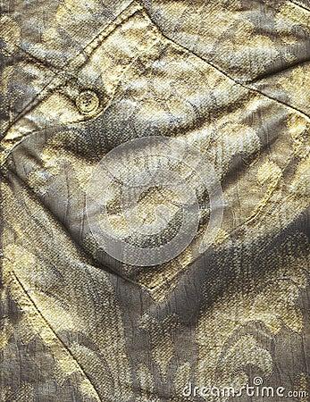 Linen Pant Pocket