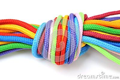 Linen rope