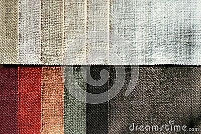 Linen sampler