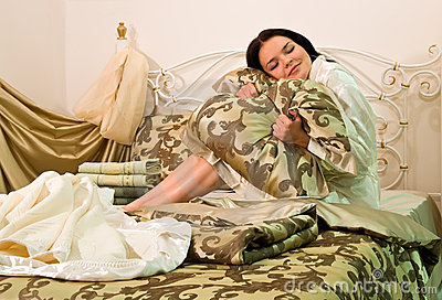 Linens, bedding