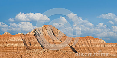 Lines of the Badlands