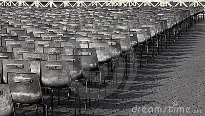 Lines of Chairs