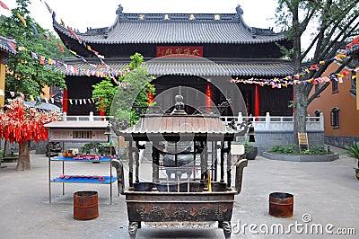 Linggu Temple, Nanjing, China