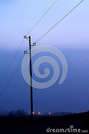 Linhas eléctricas