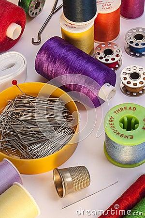 Linhas Sewing