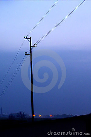 Linjer ström