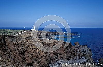 Linosa's Lighthouse