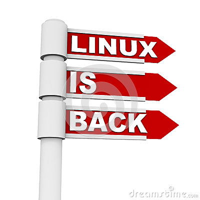 Linux is back