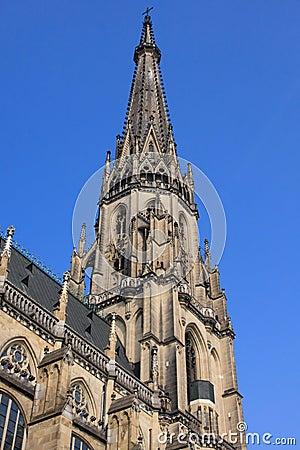 Linz - Neuer Dom (Mariendom) / New cathredral