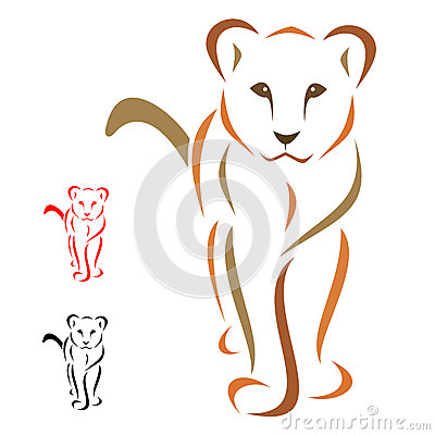 Free Lion Stock Images - 27454584