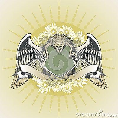 Lion arms