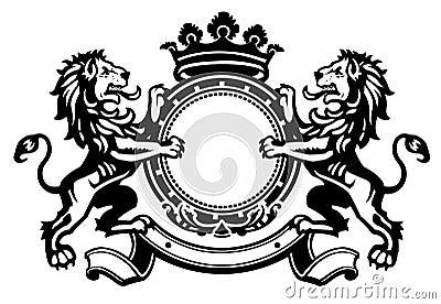 Lion Crest 1