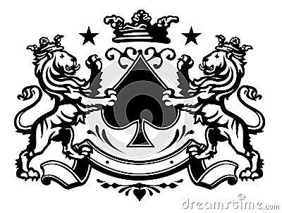 Lion Crest 2