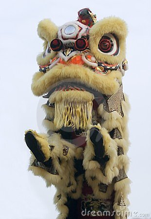 Free Lion Dance Stock Images - 920024