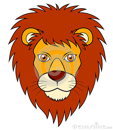 Lion Face Royalty Free Stock Photo Image 28115635
