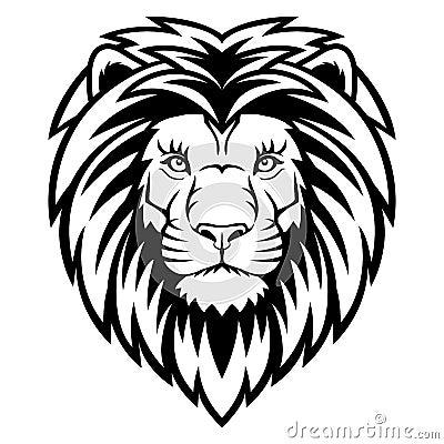 Free Lion Head Stock Photos - 27845363