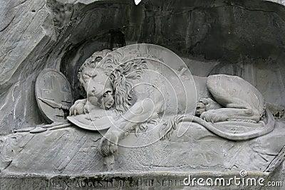 Lion of Luzern