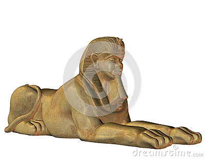 Lion Man from Egyptian mythology