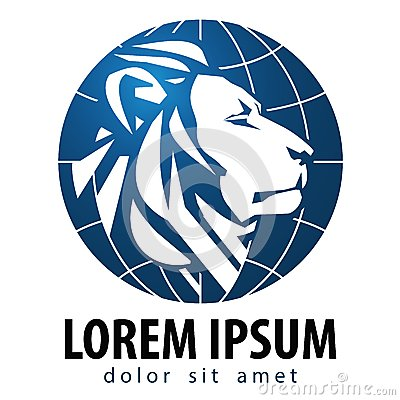 Free Lion Vector Logo Design Template. Leo Or Animals Stock Images - 50389724