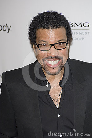 Lionel Richie Editorial Photography