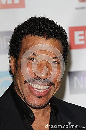 Lionel Richie Editorial Stock Image
