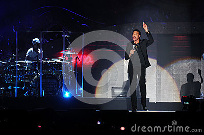 Lionel Richie Editorial Photo