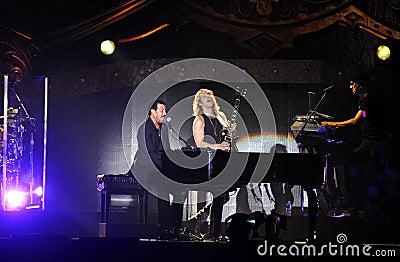 Lionel Richie Editorial Photo