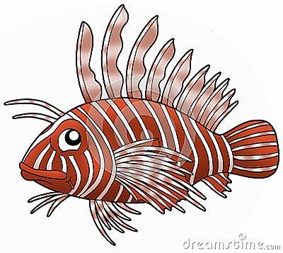 Lionfish Royalty Free Stock Photo - Image: 5259875