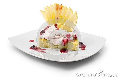 Lippovan dessert