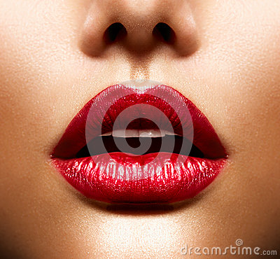 Free Lips Stock Photography - 30437822