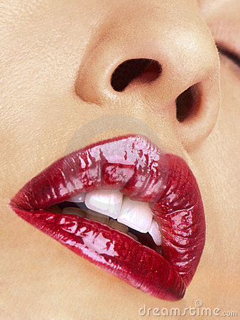Free Lips Royalty Free Stock Photo - 73915