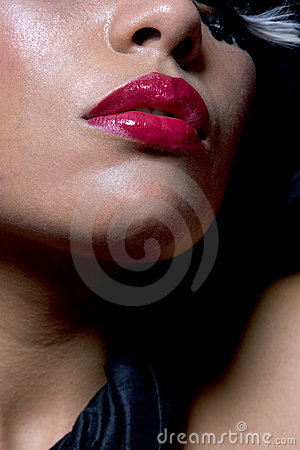 Free Lips Royalty Free Stock Image - 804796