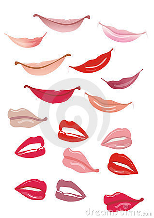 Free Lips And Smile Royalty Free Stock Image - 16684536