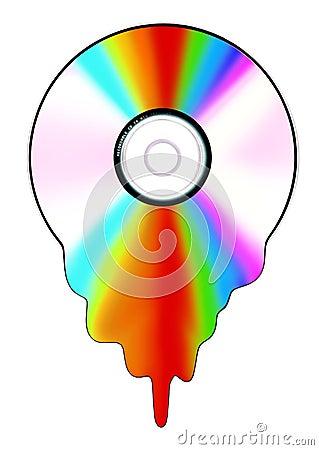 Liquid disc