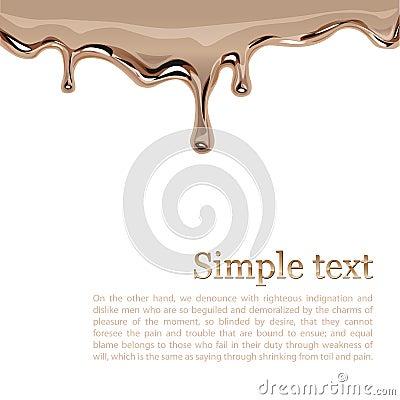 Free Liquid Gold Stock Image - 28586541