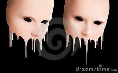 Liquid masks