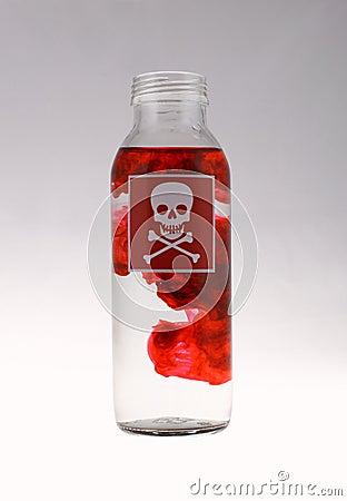 Liquid poison