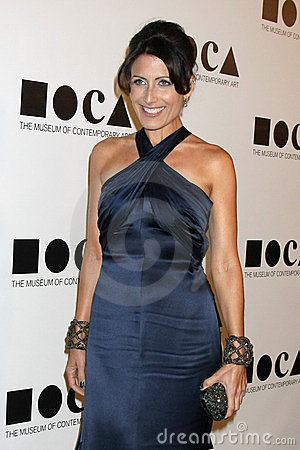 Lisa Edelstein Editorial Stock Photo