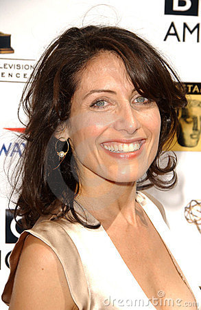 Lisa Edelstein Editorial Stock Image