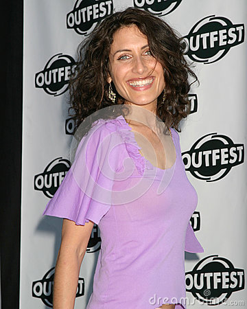 Lisa Edelstein Editorial Image