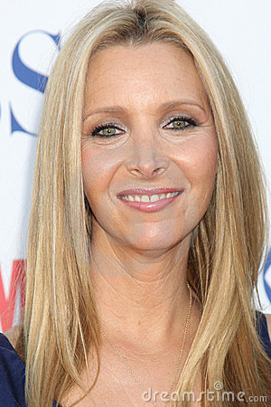 Lisa Kudrow Editorial Stock Photo