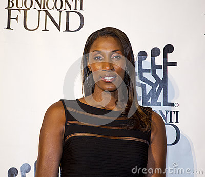 Lisa Leslie Editorial Photo