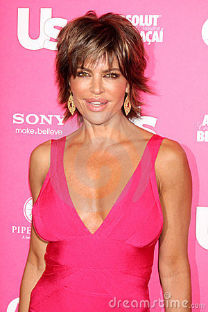 Lisa Rinna Editorial Stock Image