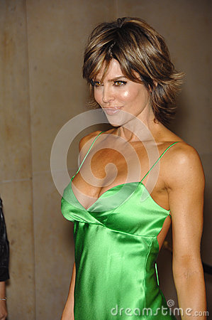 ,Lisa Rinna Editorial Image