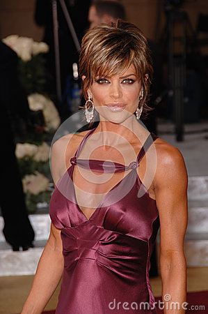 Lisa Rinna Editorial Photo