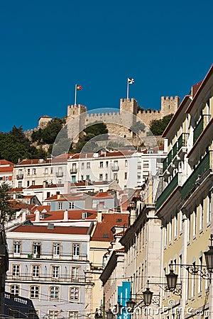 Lisbon City View Cityscape
