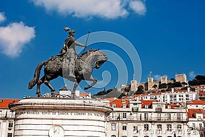 Lisbon landmark